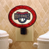 Washington Nationals - Art Glass Night Light