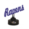 Baltimore Ravens - Neon Script Desk Lamp