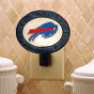 Buffalo Bills - Art Glass Night Light