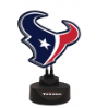 Houston Texans -Team Logo Neon Desk Lamp
