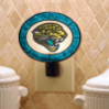 Jacksonville Jaguars - Art Glass Night Light