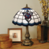 Tennessee Titans - Stained-Glass Tiffany-Style Table Lamp