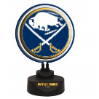 Buffalo Sabres -Team Logo Neon Desk Lamp