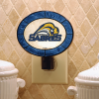 Buffalo Sabres - Art Glass Night Light