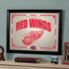 Detroit Red Wings - Framed Mirror