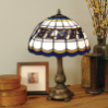 St. Louis Blues - Stained-Glass Tiffany-Style Table Lamp