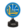 Golden State Warriors - Team Logo Neon Desk Lamp