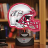 New Mexico State Aggies - Neon Helmet & Cap Desk Lamp