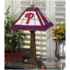 Philadelphia Phillies - Stained-Glass Mission-Style Table Lamp