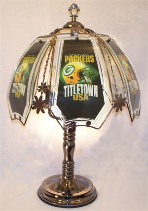Green Bay Packers Titletown Touch Lamp At