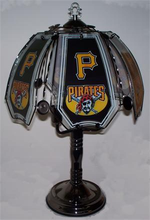 Pittsburgh Pirates Touch Lamp At Sportsfanprolighting Com