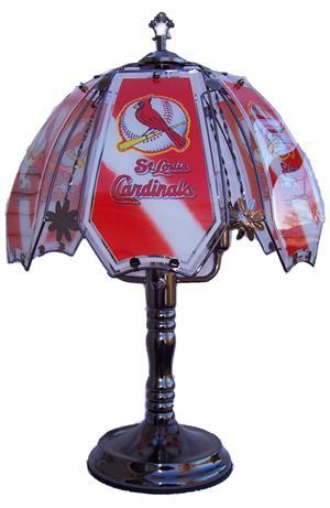 St. Louis Cardinals Touch Lamp